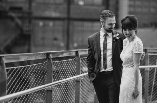 ArtsQuest at SteelStacks Bethlehem Wedding Photography