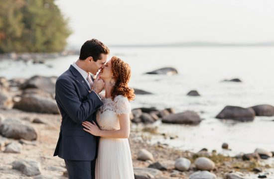 The Stonebarn at Sebago Lake Wedding Photography