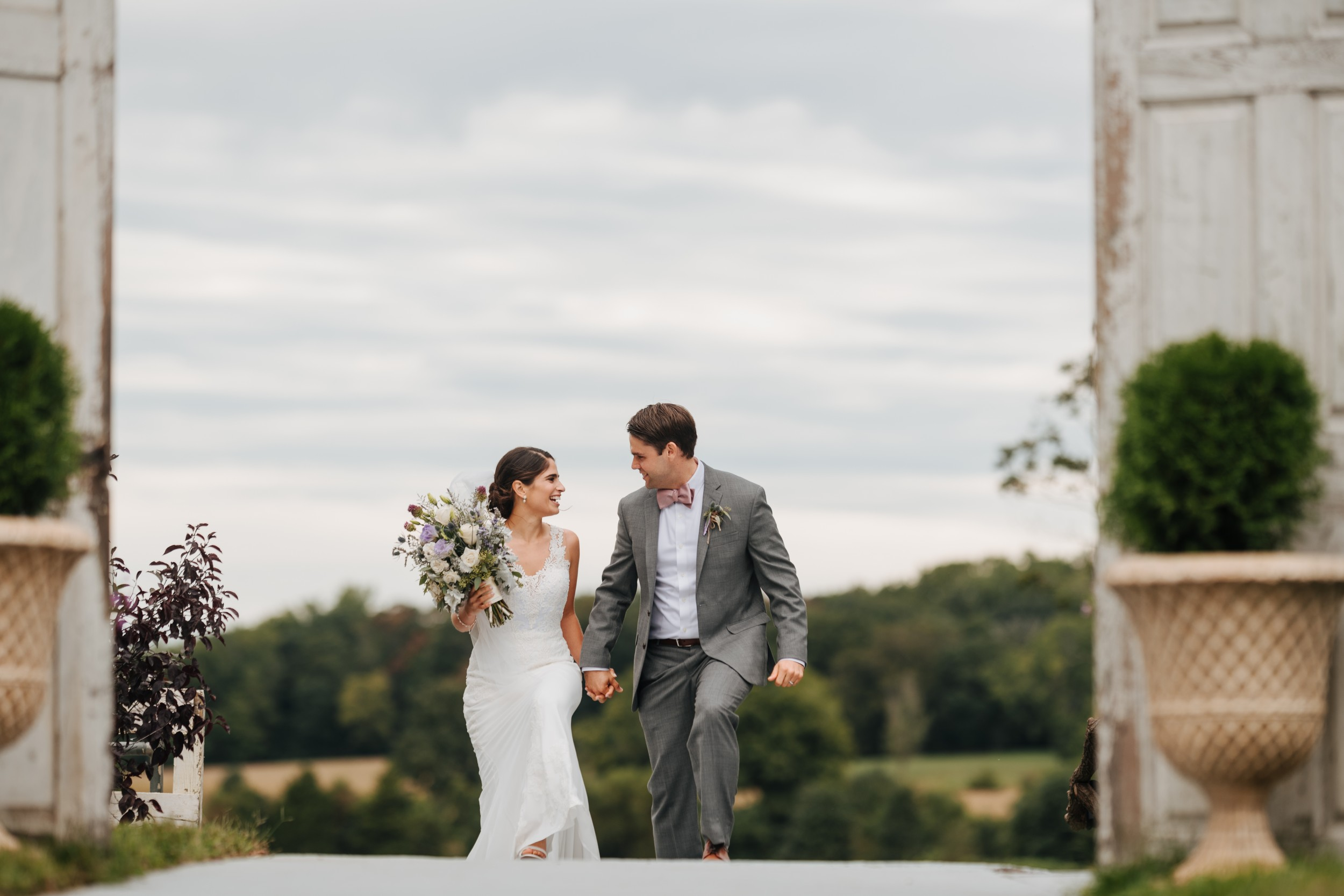 Johnson's Locust Hall Farm Wedding Photographer